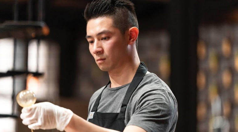 MasterChef Australia Back to Win: Reynold's back in his groove