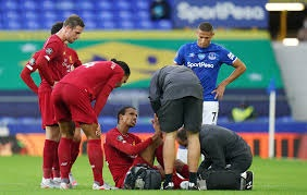 Football: Matip out of Liverpool's final seven games due to foot injury