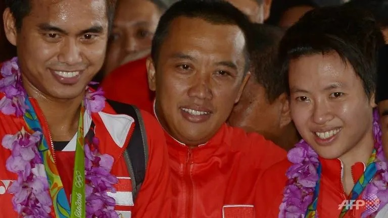 Indonesia's ex-sports minister jailed for corruption