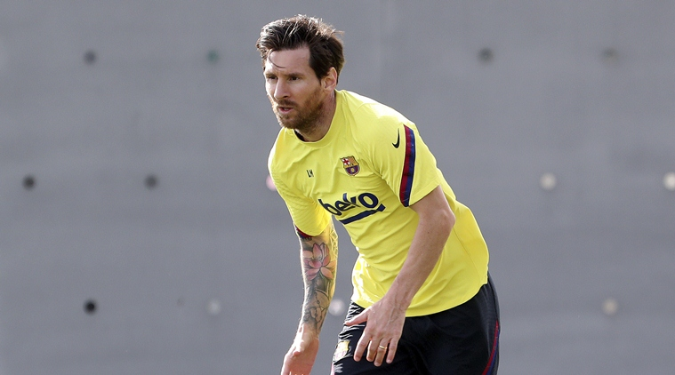 Lionel Messi on Covid-19 impact: 'Football, life will never be same again'