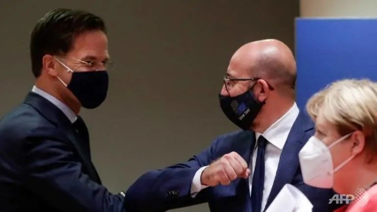 EU reaches deal on post-COVID-19 pandemic recovery after marathon summit