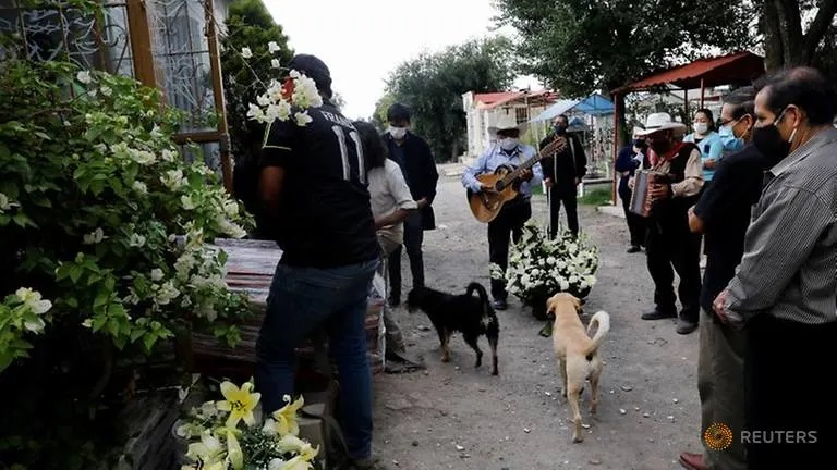 Mexico surpasses Britain with third-highest COVID-19 death toll