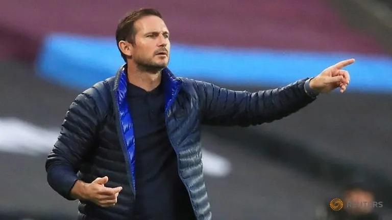 Chelsea's Lampard tells Liverpool not to get too arrogant