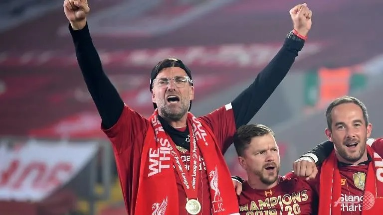 'The others won't sleep': Klopp wants even more from Liverpool