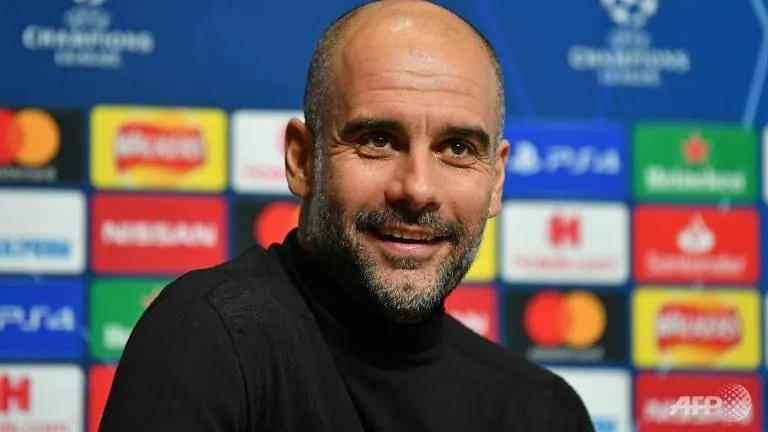 Football: Guardiola takes swipe at Arsenal over 'respect'