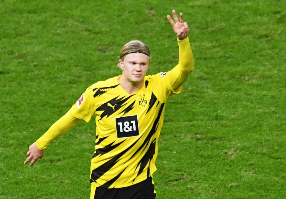 Haaland back in action as Bundesliga returns from mini-break