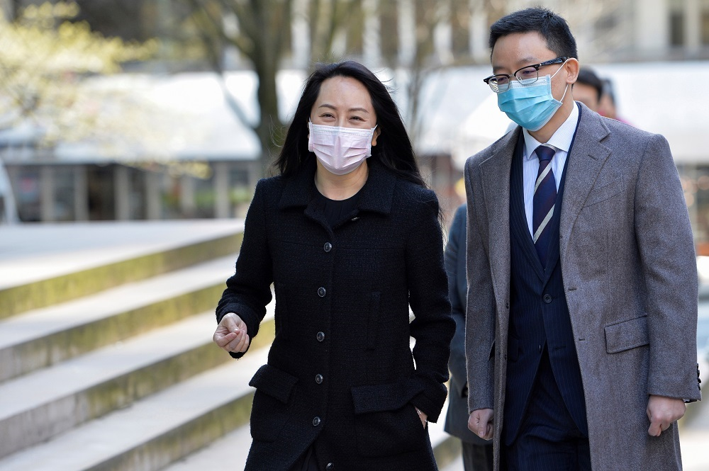 Canada judge won't allow Huawei CFO to use HSBC documents in US extradition case