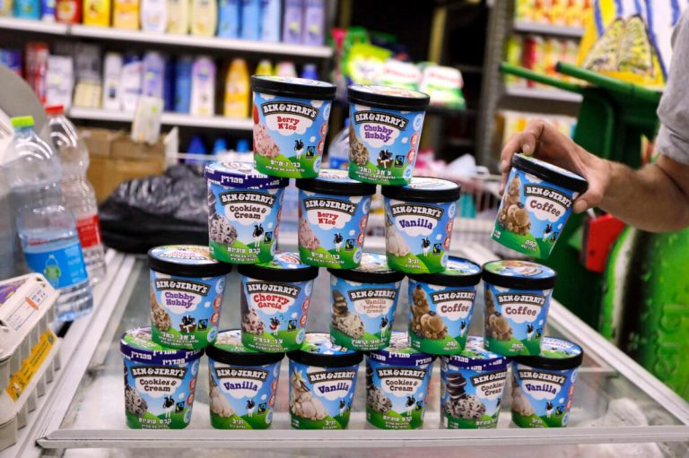 Israel PM warns Unilever of 'severe consequences' from Ben & Jerry's decision