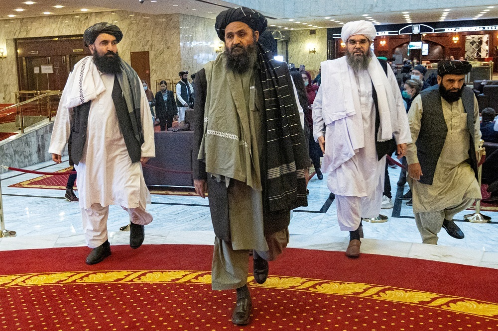 Taliban co-founder Baradar to lead new Afghanistan govt, say sources