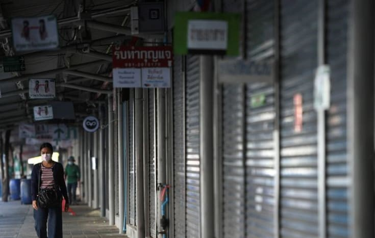 World Bank cuts Thai GDP growth outlook to 1per cent this year
