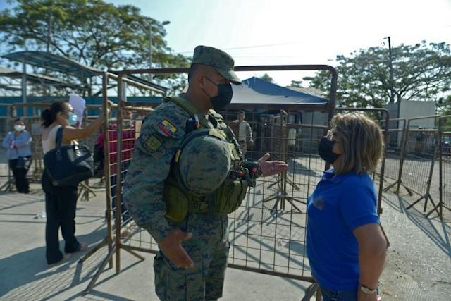 More than 100 dead in Ecuador's latest prison violence