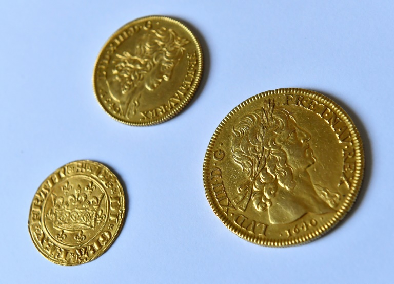 A Home Renovation In France Yields Gold Treasure Of $1.2 Million