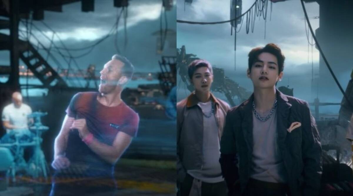 BTS and Coldplay release My Universe official video, prove love transcends boundaries. Watch