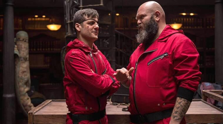 Money Heist 5 cast talks about the 'war' in season finale: 'We can feel the love from India here'