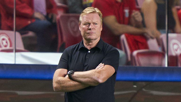 'Fed up' Koeman hanging on to Barcelona job by a thread