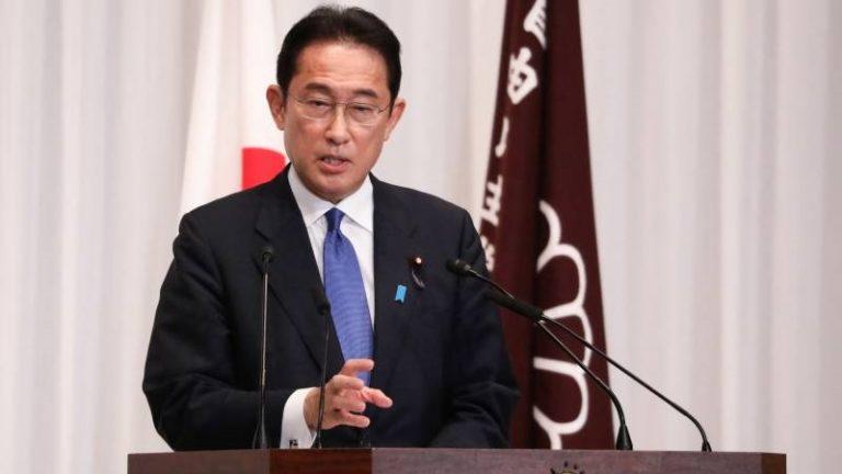 Fumio Kishida becomes Japan's prime minister